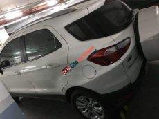 Cần bán xe Ford EcoSport Titanium sản xuất 2015, màu trắng