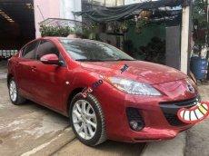 Cần bán Mazda 3 S năm 2014, màu đỏ, 475tr