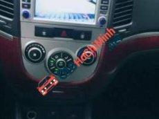 Bán Hyundai Santa Fe đời 2007, màu đen, máy xăng, số tự động