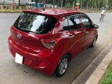Cần bán xe Hyundai i10 đời 2015, màu đỏ, xe nhập như mới, giá tốt