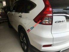 Gia đình đứa em cần bán gấp chiếc Honda CR-V 2.4 mua mới cuối năm 2015