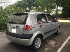 Xe Hyundai Getz 1.4 AT đời 2009, màu xanh lam, nhập khẩu