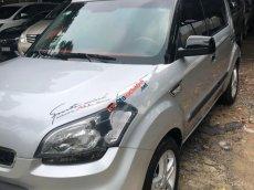Xe Kia Soul 4U 1.6 AT sản xuất 2008, màu bạc, nhập khẩu
