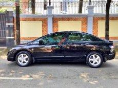 Bán ô tô Honda Civic 1.8 AT đời 2009, màu đen
