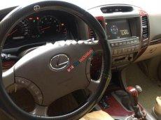 Cần bán Lexus GX 470 đời 2008, màu đen, nhập khẩu