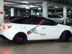 Bán xe Kia Forte AT đời 2012, màu trắng, xe 1 đời chủ