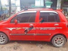 Cần bán Daewoo Matiz SE năm 2003, màu đỏ, giá 89tr
