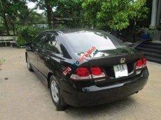 Cần bán gấp Honda Civic 1.8 AT đời 2011, màu đen chính chủ giá cạnh tranh