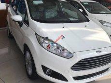 Bán ô tô Ford Fiesta Titanium đời 2018, màu trắng, giá tốt