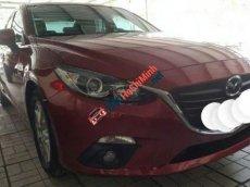 Cần bán gấp Mazda 3 AT đời 2015, màu đỏ như mới