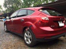 Bán Ford Focus 2014 1.6 AT màu đỏ, còn rất mới và zin từng con ốc