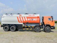 Bán xe bồn xăng dầu 23 khối