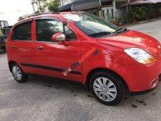 Cần bán Chevrolet Spark MT 2009, màu đỏ, tên tư nhân chính chủ
