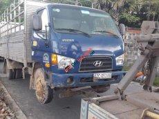 Thanh lý xe tải Hyundai HD78 đời 2015 thùng mui bạt