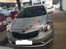 Bán Kia K3 1.6AT năm sản xuất 2015, màu bạc, giá cạnh tranh