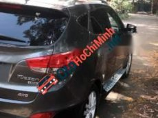 Bán xe Hyundai Tucson AT đời 2010, màu xám, nhập khẩu nguyên chiếc số tự động, giá tốt