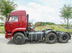 Bán xe đầu kéo Kamaz 6460 (6x4) sức kéo 52 tấn. Hộp số ZF