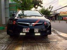 Bán Honda Civic AT năm sản xuất 2008, xe nhà sử dụng kỹ, nội thất xe như mới, rất tiết kiệm xăng 7L/100km