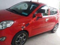 Cần bán gấp Kia Morning MT 2011, màu đỏ, xe đẹp