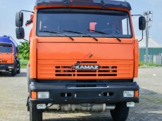 Bán xe bồn xăng dầu Kamaz 6540 (6x4) 23 khối