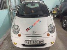 Cần bán lại xe Daewoo Matiz SE năm sản xuất 2003, màu trắng, nhập khẩu còn mới