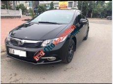 Bán Honda Civic đời 2013, màu đen