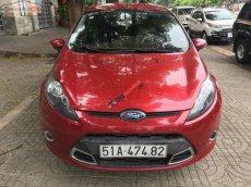 Cần bán gấp Ford Fiesta S 1.6 AT năm 2013, màu đỏ, xe đẹp