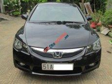 Cần bán lại xe Honda Civic 1.8AT năm 2011, màu đen chính chủ, giá 465tr