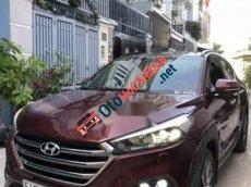 Cần bán Hyundai Tucson AT sản xuất 2015, màu đỏ, xe còn rất mới
