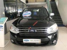 Cần bán xe Ford Everest MT đời 2013, màu đen giá thỏa thuận hỗ trợ vay ngân hàng, Hotline 0901267855