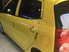 Bán ô tô Kia Morning SX sản xuất năm 2010, màu vàng