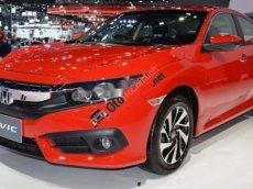 Bán Honda Civic 1.8 sản xuất 2018, màu đỏ, nhập khẩu Thái