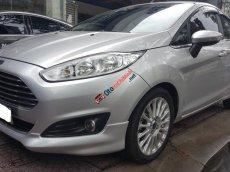 Bán ô tô Ford Fiesta 1.0 Ecoboost đời 2013, màu bạc, giá chỉ 439 triệu, xe chính hãng