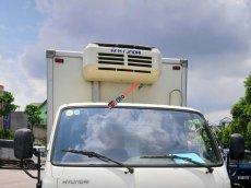 Bán rẻ xe tải đông lạnh HD 72 nhập khẩu, màu trắng