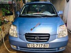 Bán Kia Morning SLX 1.0 AT năm 2006, màu xanh, nhập khẩu chính chủ, 178tr