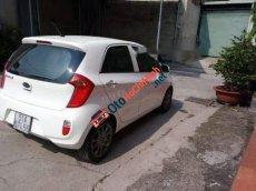 Bán ô tô Kia Picanto S đời 2013, màu trắng số sàn