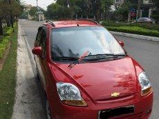 Bán xe Spark 2010, màu đỏ đẹp long lanh, không tì vết