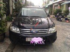 Bán xe Ford Escape đời 2010, màu đen, giá 378 triệu