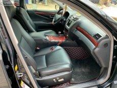 Cần bán gấp Lexus LS 460L 2007, màu đen, nhập khẩu chính chủ