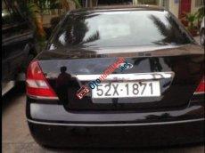 Cần bán xe Ford Mondeo 2.5L đời 2003, màu đen, xe nhập giá cạnh tranh