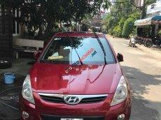 Bán Hyundai i20 sản xuất năm 2010, màu đỏ, nhập khẩu, 330 triệu