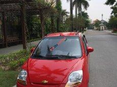 Bán xe Spark đỏ tuyệt đẹp, SX 2010, xe cực chất, gầm ngon, máy cực êm, bao xài