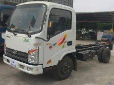 Bán xe Veam VT252 2T4 thùng 4m3, máy Hyundai chạy Tp, chỉ 55.000.000Đ