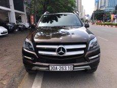 Bán Mercedes GL400 2014 màu nâu