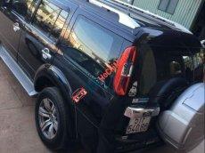 Bán Ford Everest AT sản xuất năm 2009, màu đen, xe đẹp