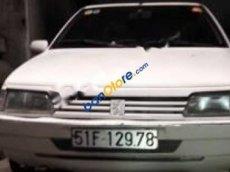 Bán xe Peugeot 405 năm 1990, màu trắng, nhập khẩu, còn mới