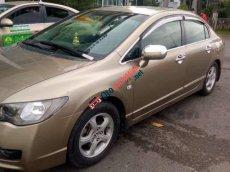 Bán Honda Civic 1.8AT sản xuất năm 2010, màu nâu, 425 triệu