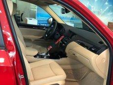 Bán BMW X3 xDrive20i sản xuất năm 2017, màu đỏ, nhập khẩu