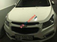 Bán xe Chevrolet Cruze LTZ sản xuất 2015, màu trắng xe gia đình, giá chỉ 480 triệu
