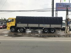 Hỗ trợ mua bán xe tải Dongfeng 4 chân YC310 trả góp - thủ tục vay vốn nhanh gọn - giao xe ngay